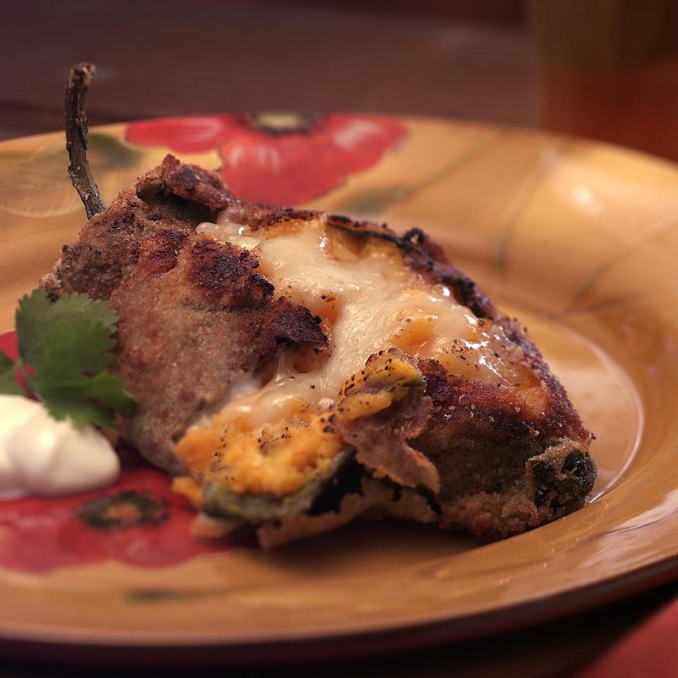 Squash-Stuffed Roasted Poblano Peppers EatingWell Test Kitchen