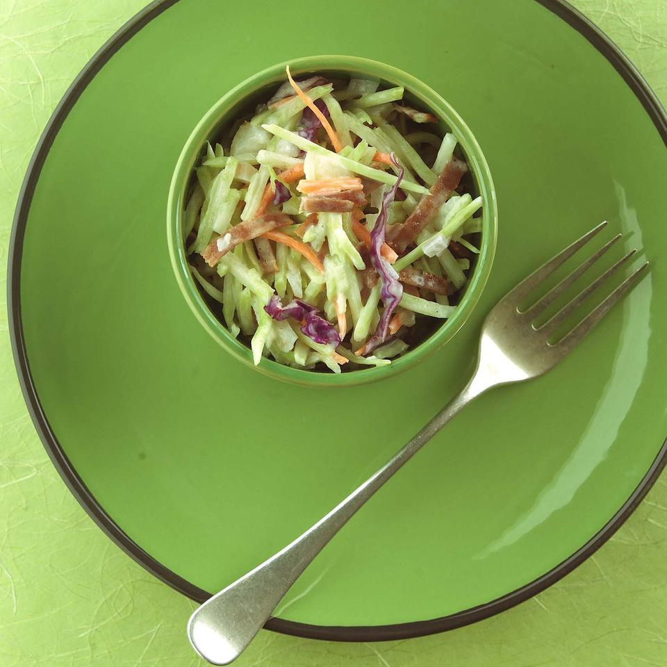 Broccoli Slaw EatingWell Test Kitchen