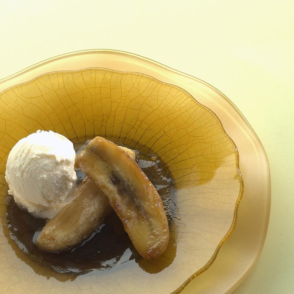 Caramelized Bananas Ken Haedrich