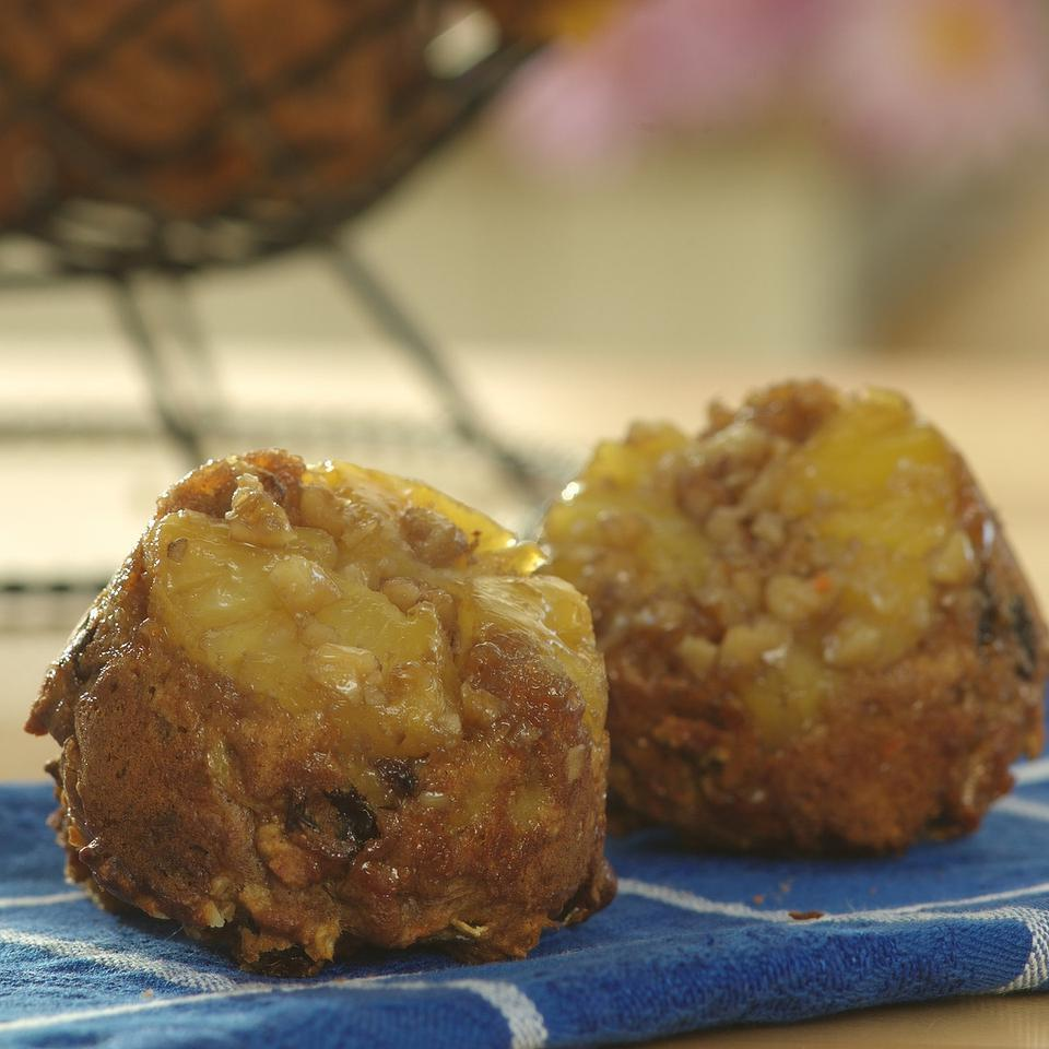 Pineapple Upside-Down Muffins Patsy Jamieson