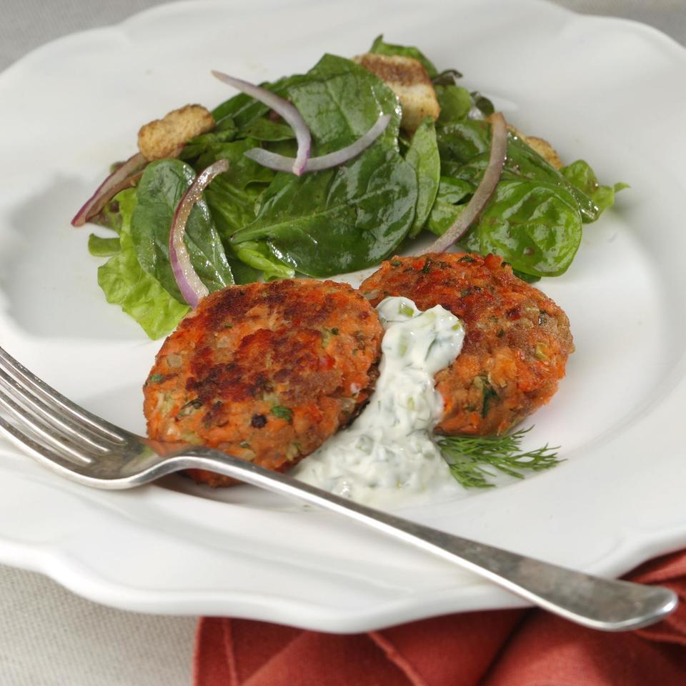Creamy Dill Sauce EatingWell Test Kitchen