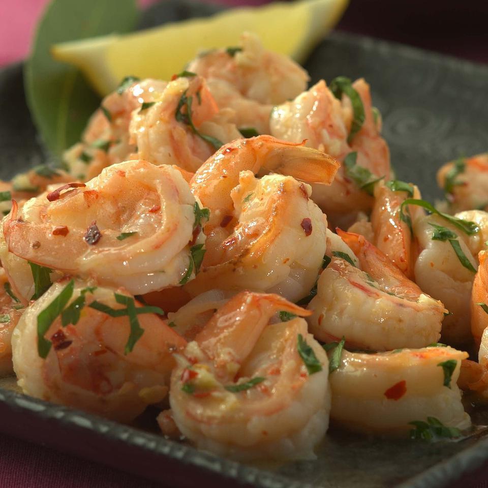 Sizzled Citrus Shrimp EatingWell Test Kitchen