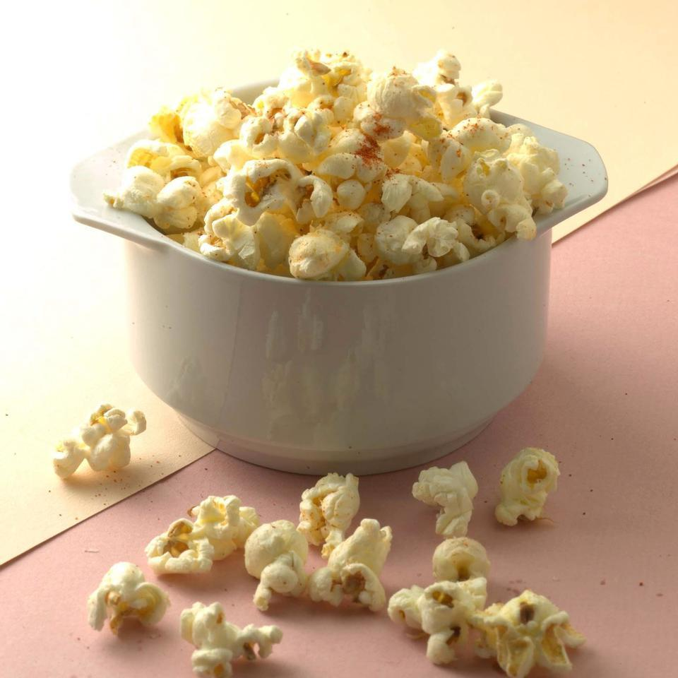 Cheesy Popcorn EatingWell Test Kitchen