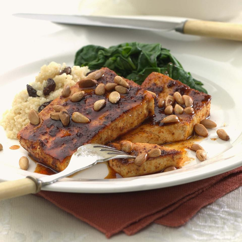 Spice-Crusted Tofu EatingWell Test Kitchen