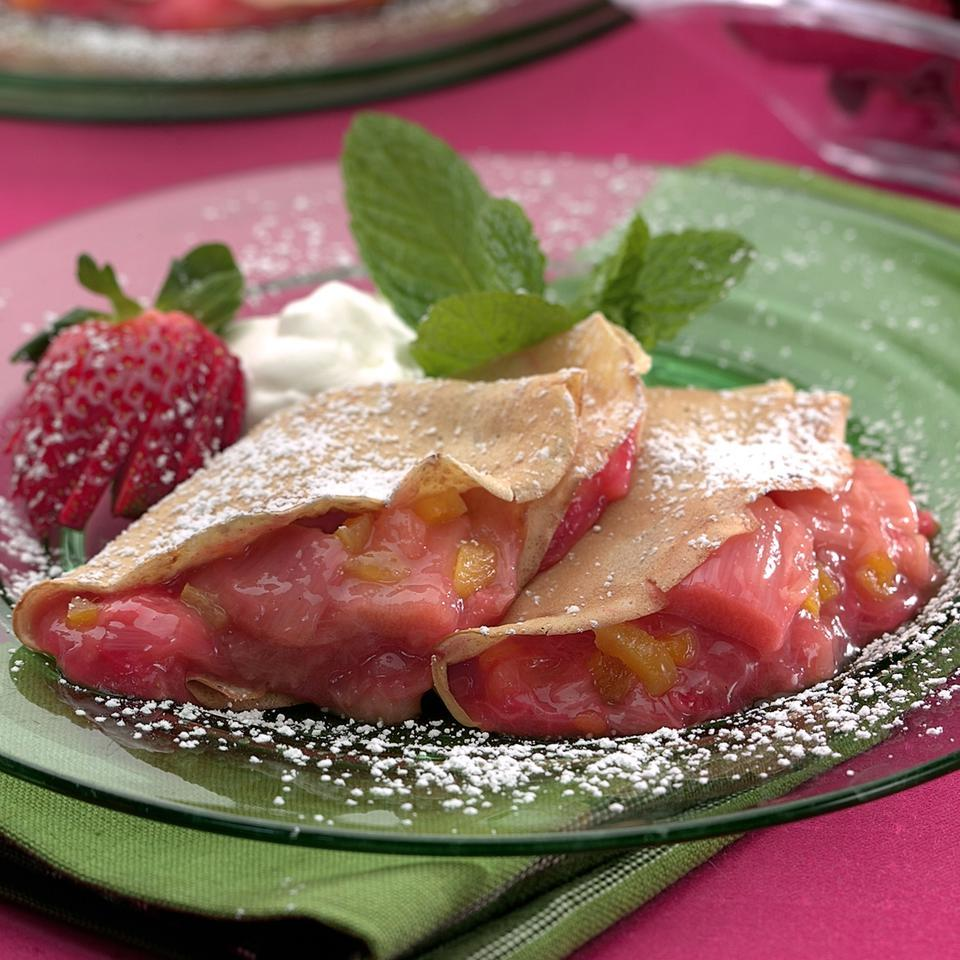 Fruit-Filled Crepes Patsy Jamieson