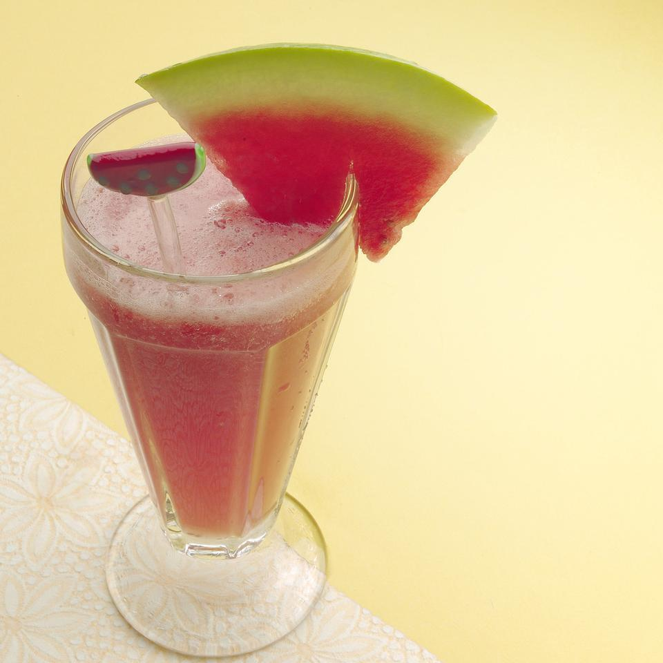 A refreshing Middle Eastern street drink.Source: EatingWell Magazine, Summer 2004