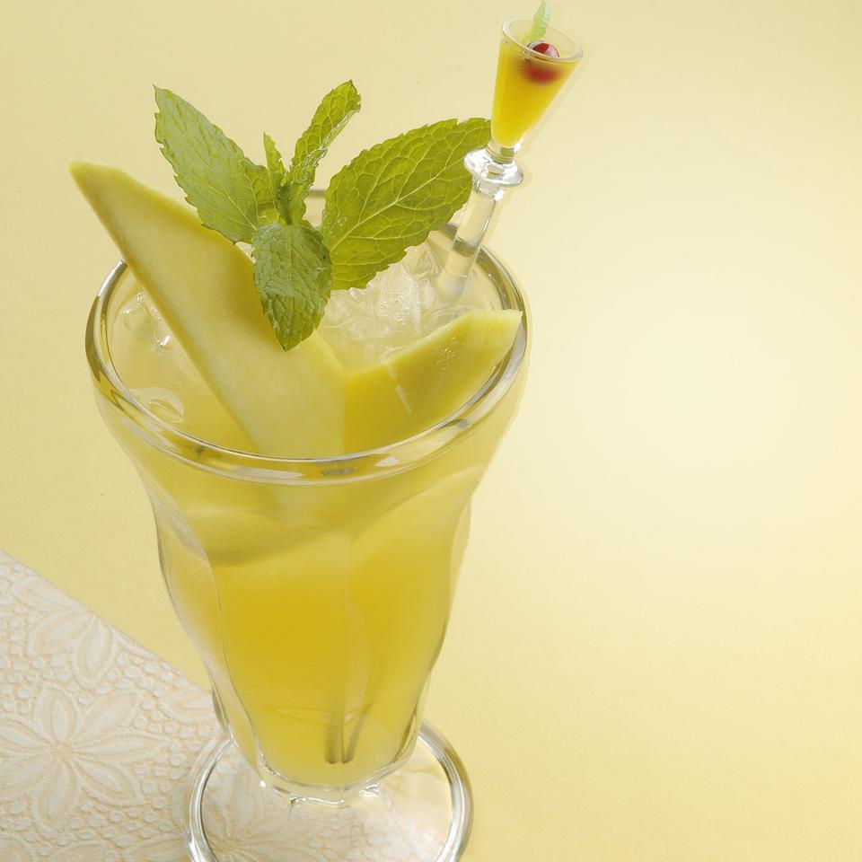 Green Tea & Mango Splash EatingWell Test Kitchen