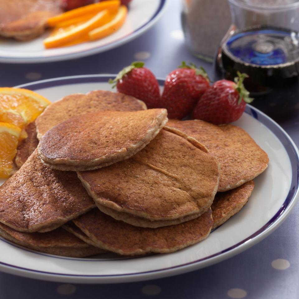 Healthy Pancake Mix EatingWell Test Kitchen