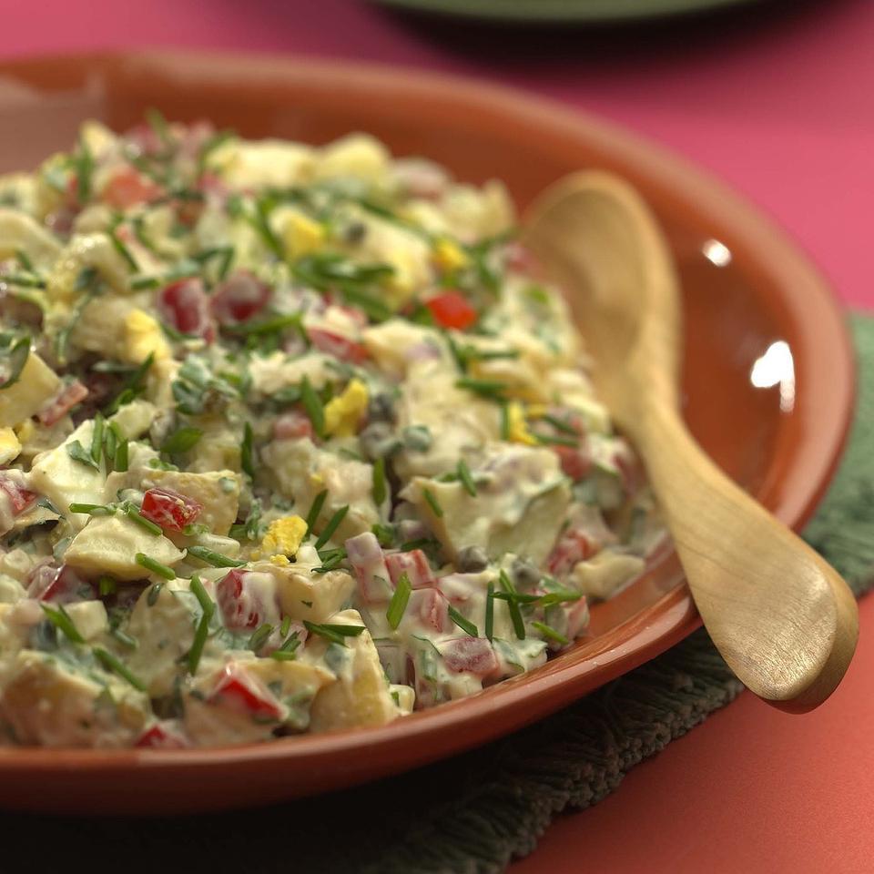 Creamy Potato Salad Patsy Jamieson