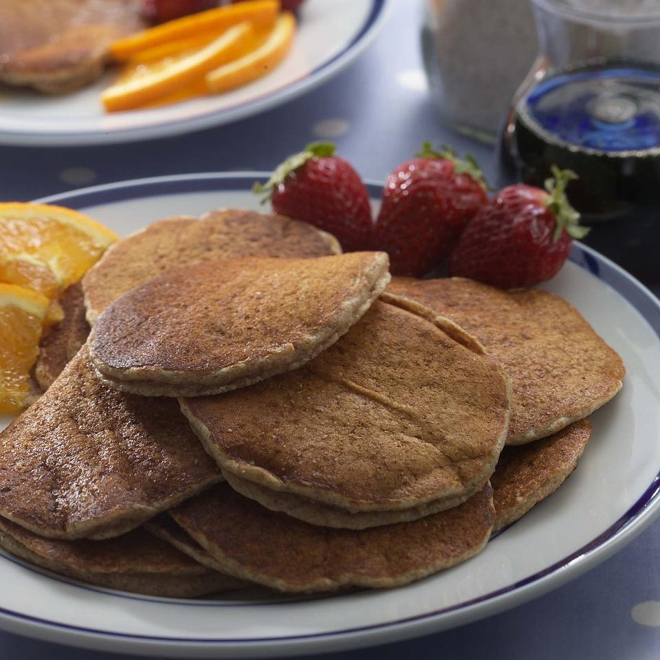Healthy Pancakes EatingWell Test Kitchen