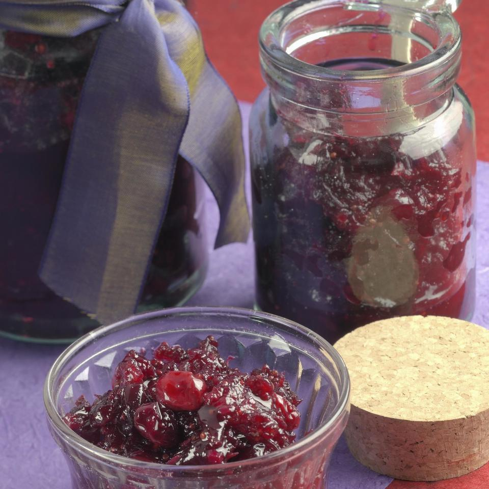 Spicy Cranberry Chutney EatingWell Test Kitchen