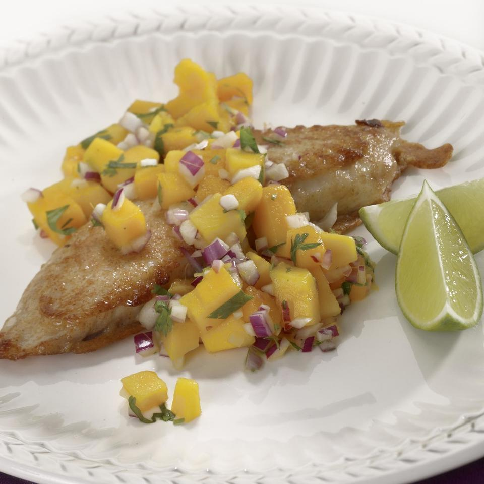 Mango Salsa EatingWell Test Kitchen