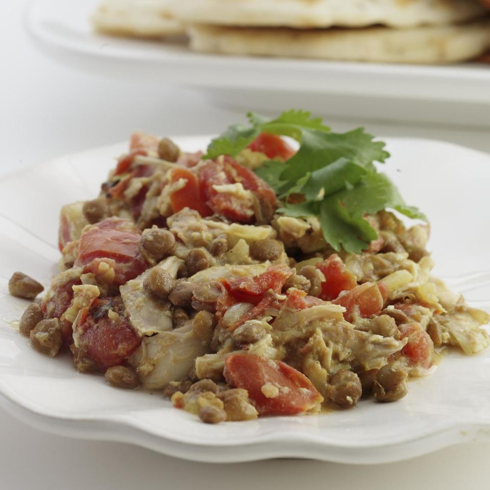 Roast Chicken Dal EatingWell Test Kitchen