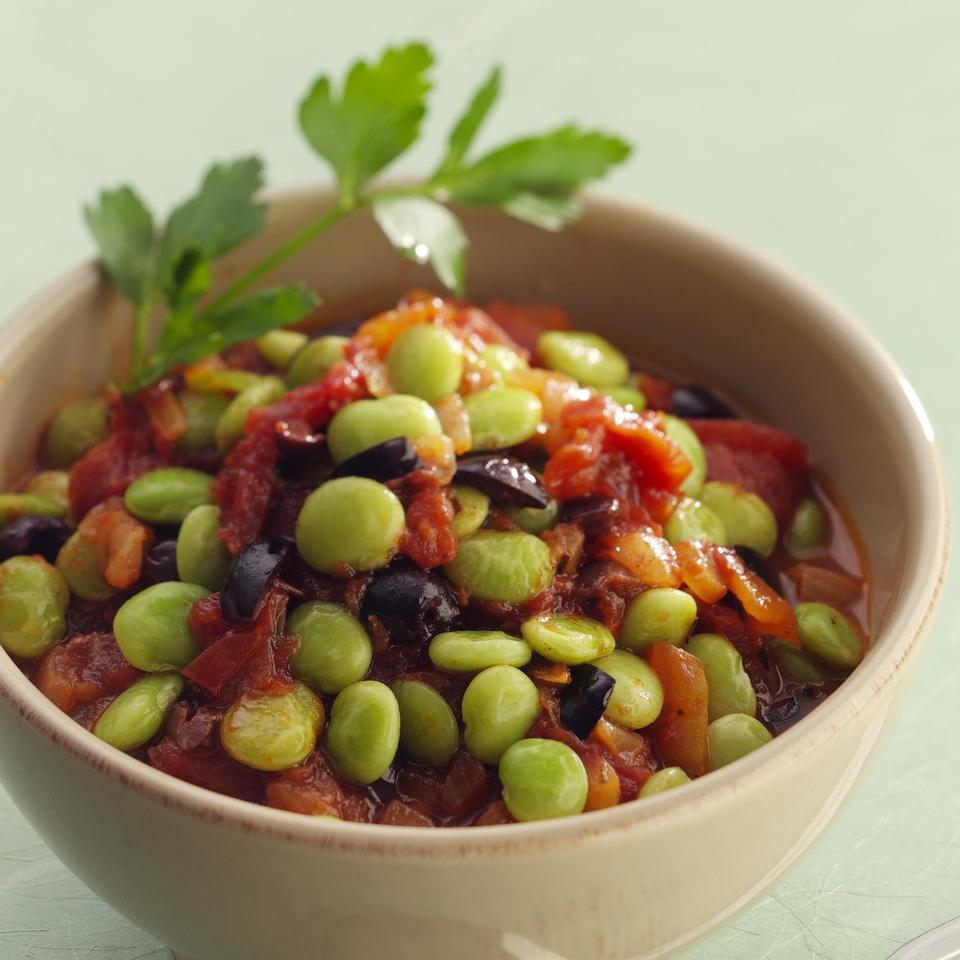 Mediterranean Lima Beans Sarah Fritschner