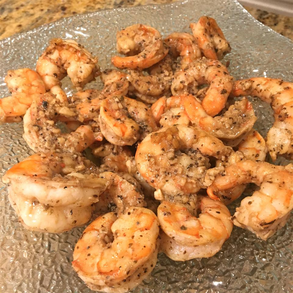 Spicy Grilled Shrimp from Reynolds Wrap® Staci