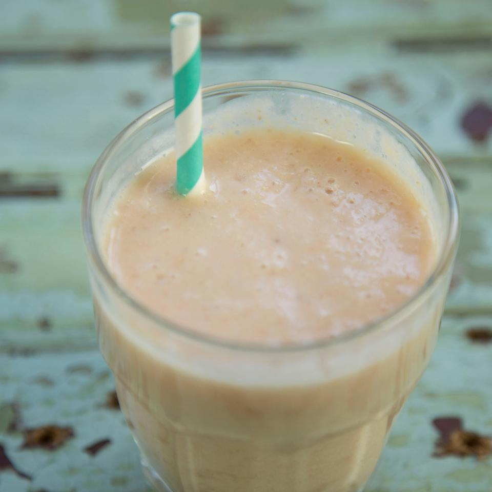 Tropical Fruit Smoothie EatingWell Test Kitchen
