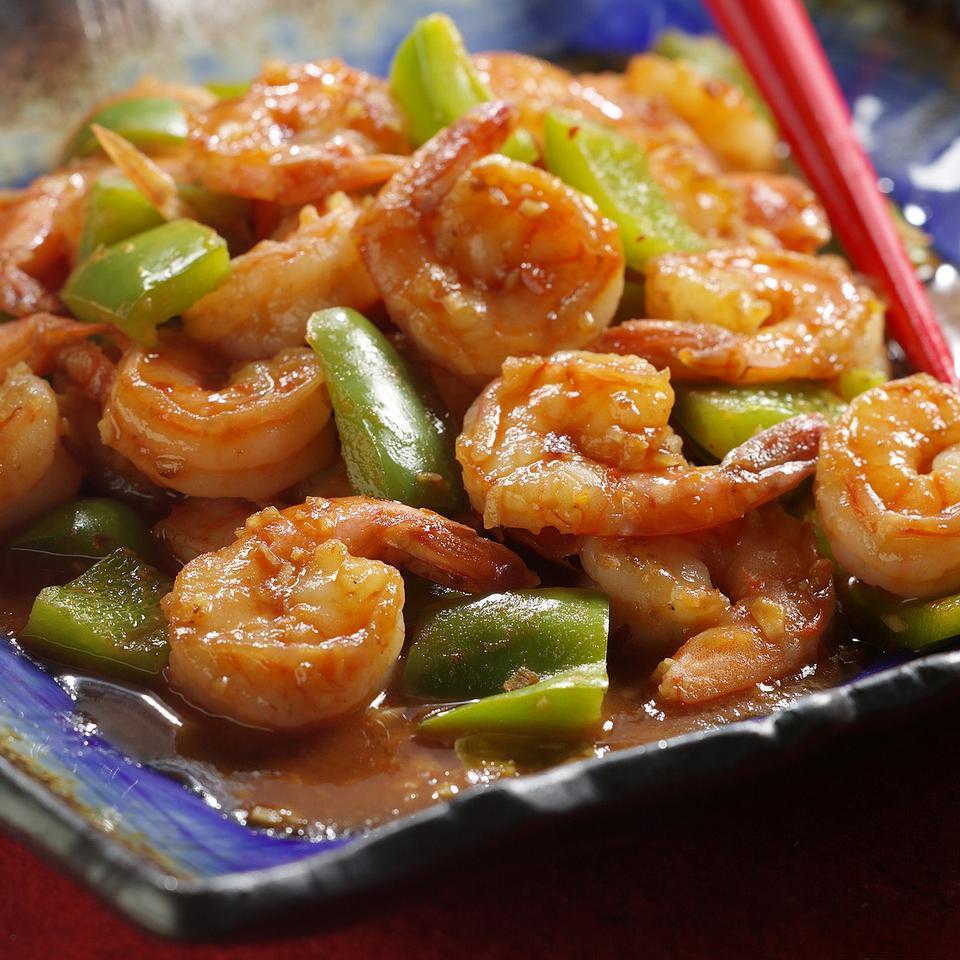 Sichuan-Style Shrimp Grace Young