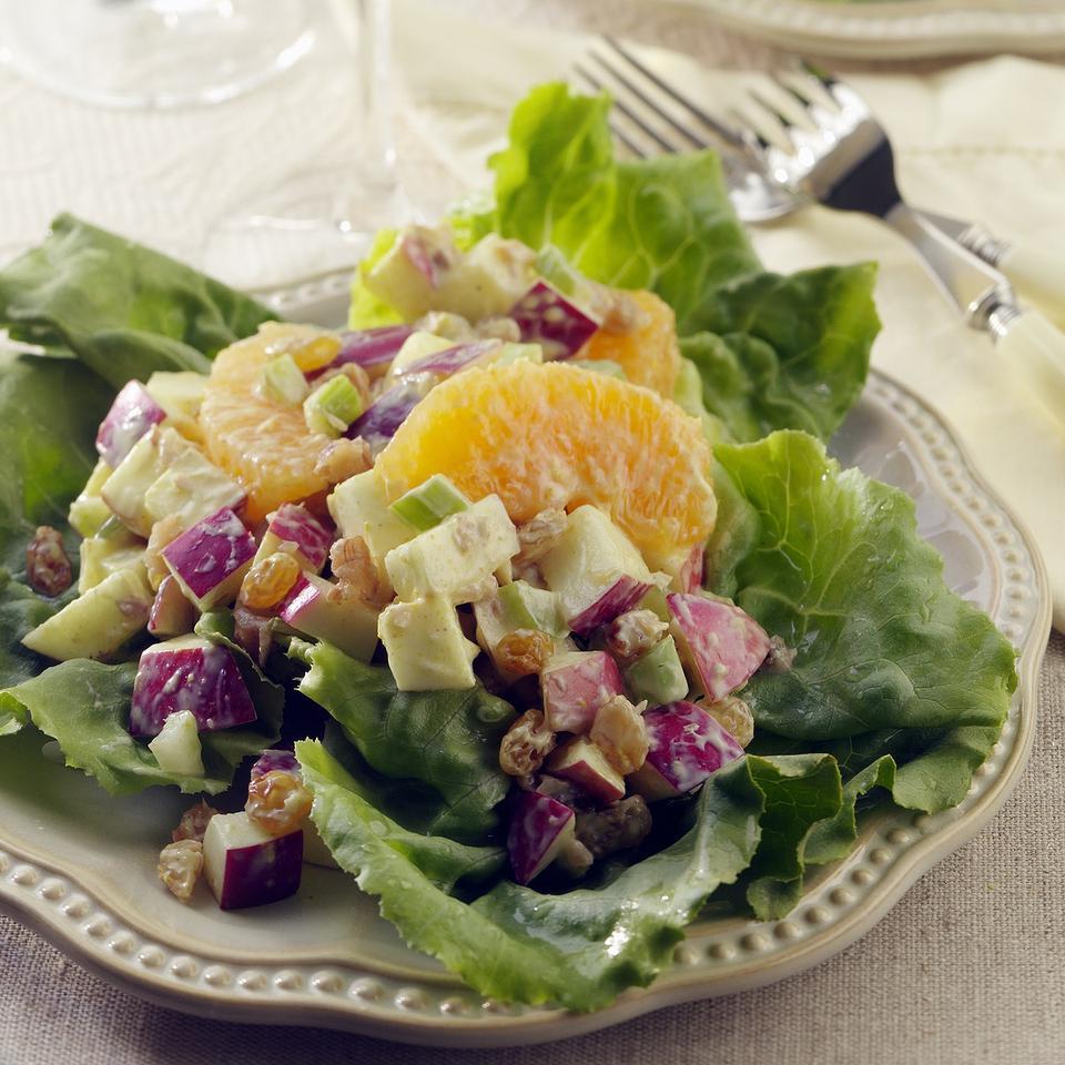Curried Waldorf Salad Victoria Abbott Riccardi