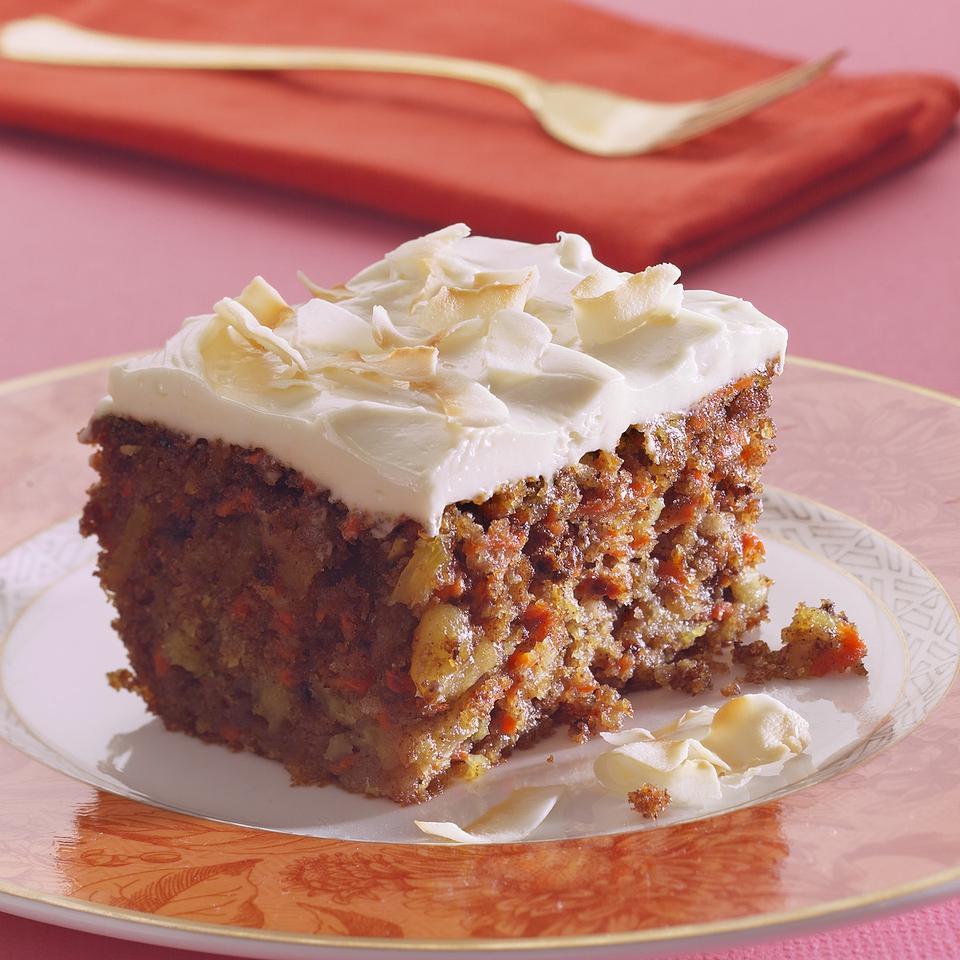 Carrot Cake Patsy Jamieson