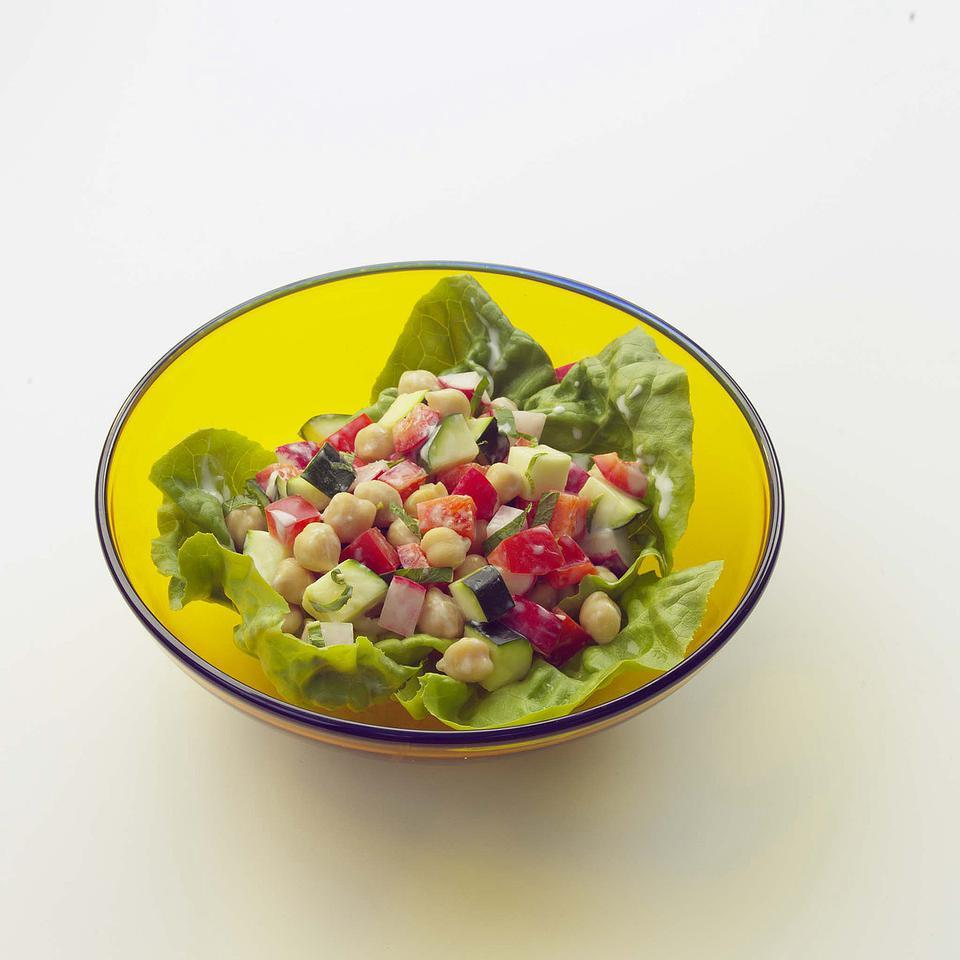 Greek Diner Salad EatingWell Test Kitchen