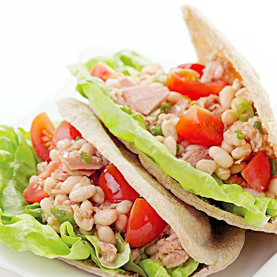 Tuscan-Style Tuna Salad EatingWell Test Kitchen