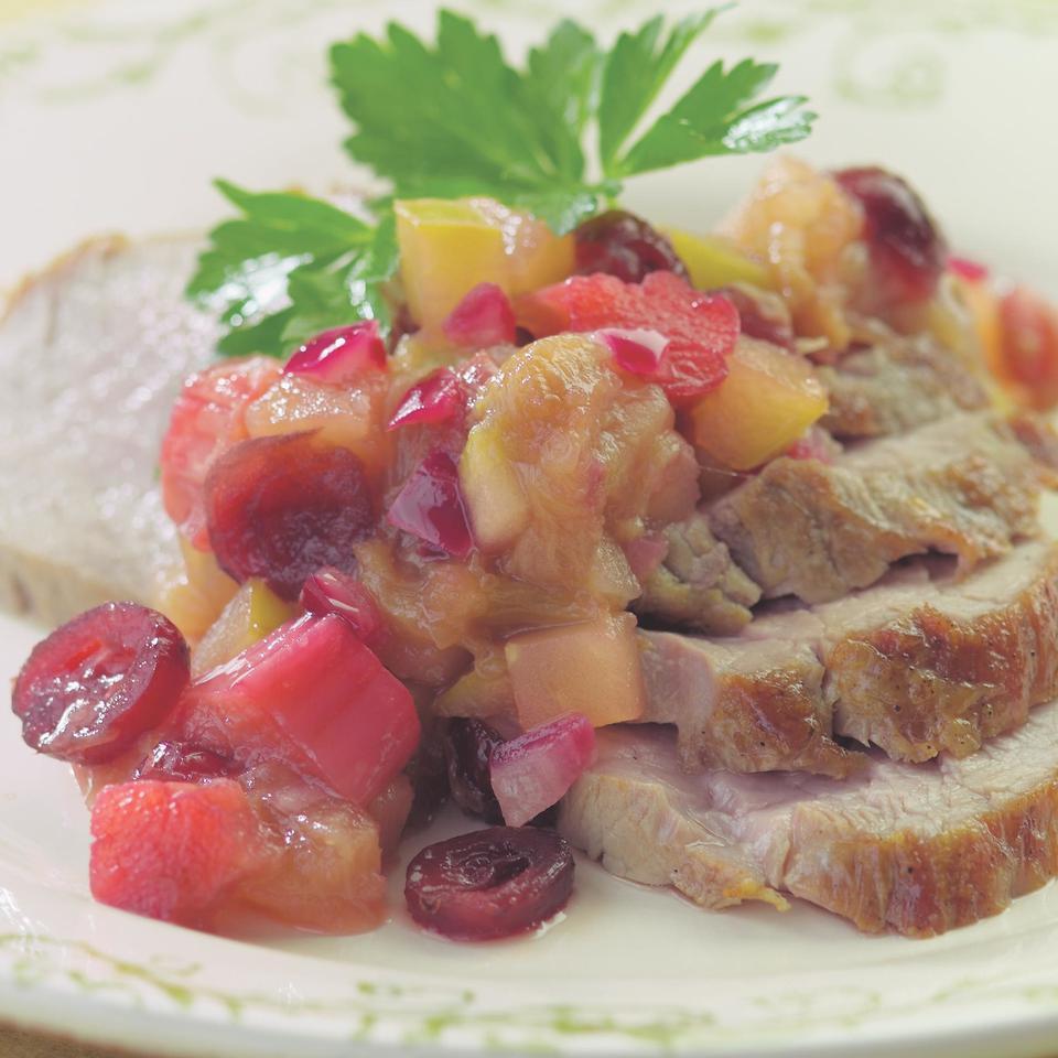 Roasted Pork Tenderloin Marie Simmons