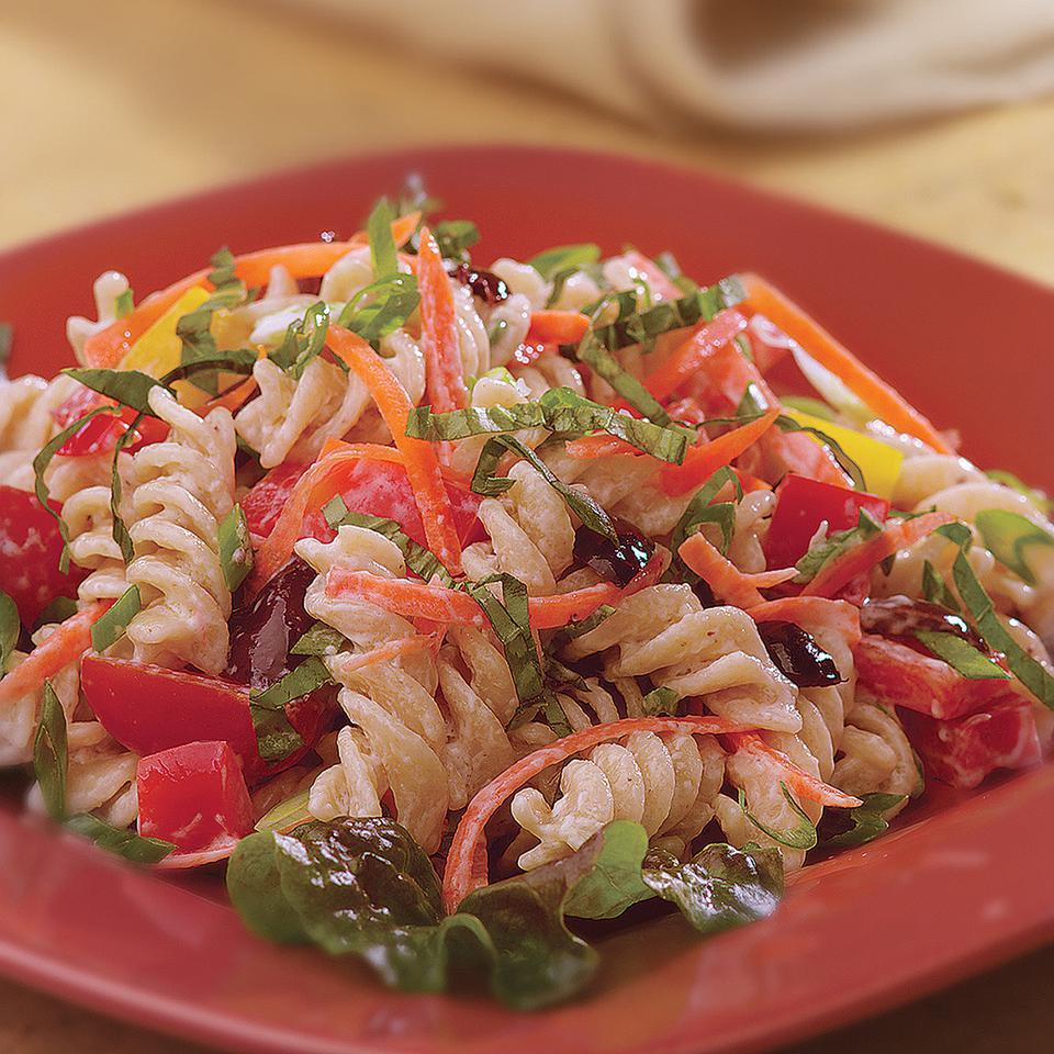 Garden Pasta Salad Patsy Jamieson