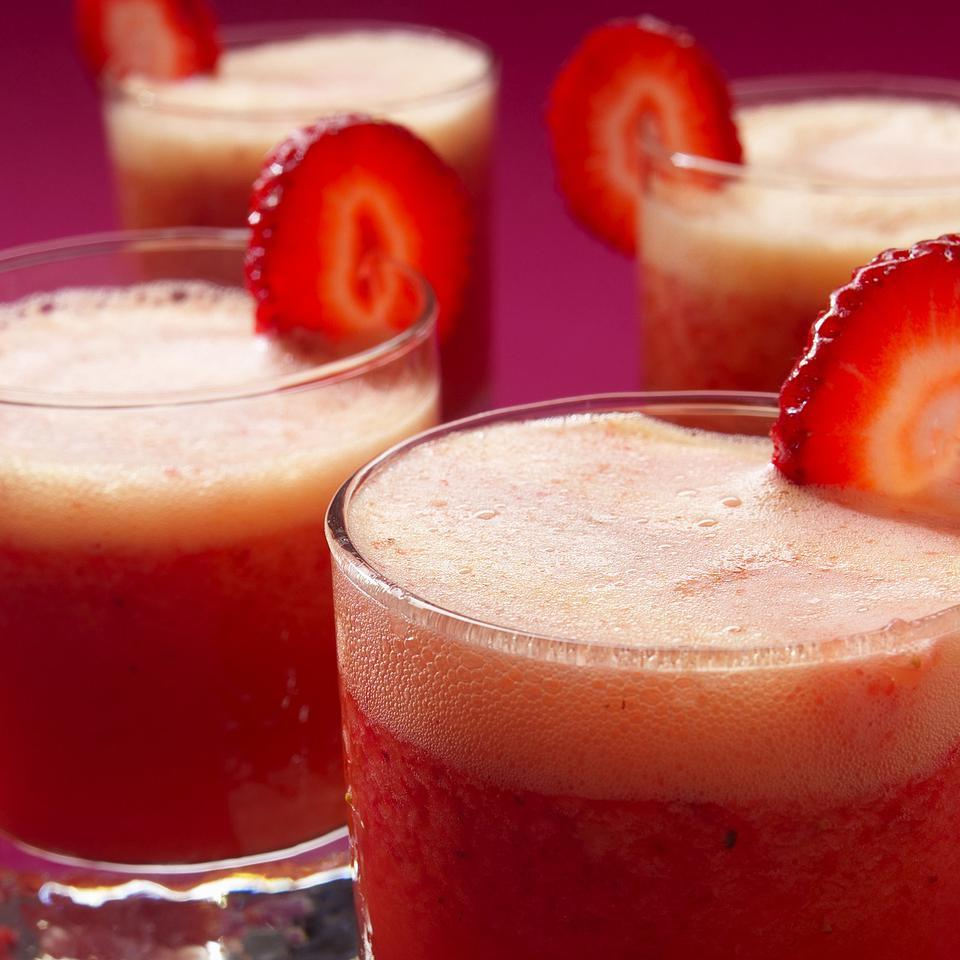 Strawberry Coolers Susan Herr