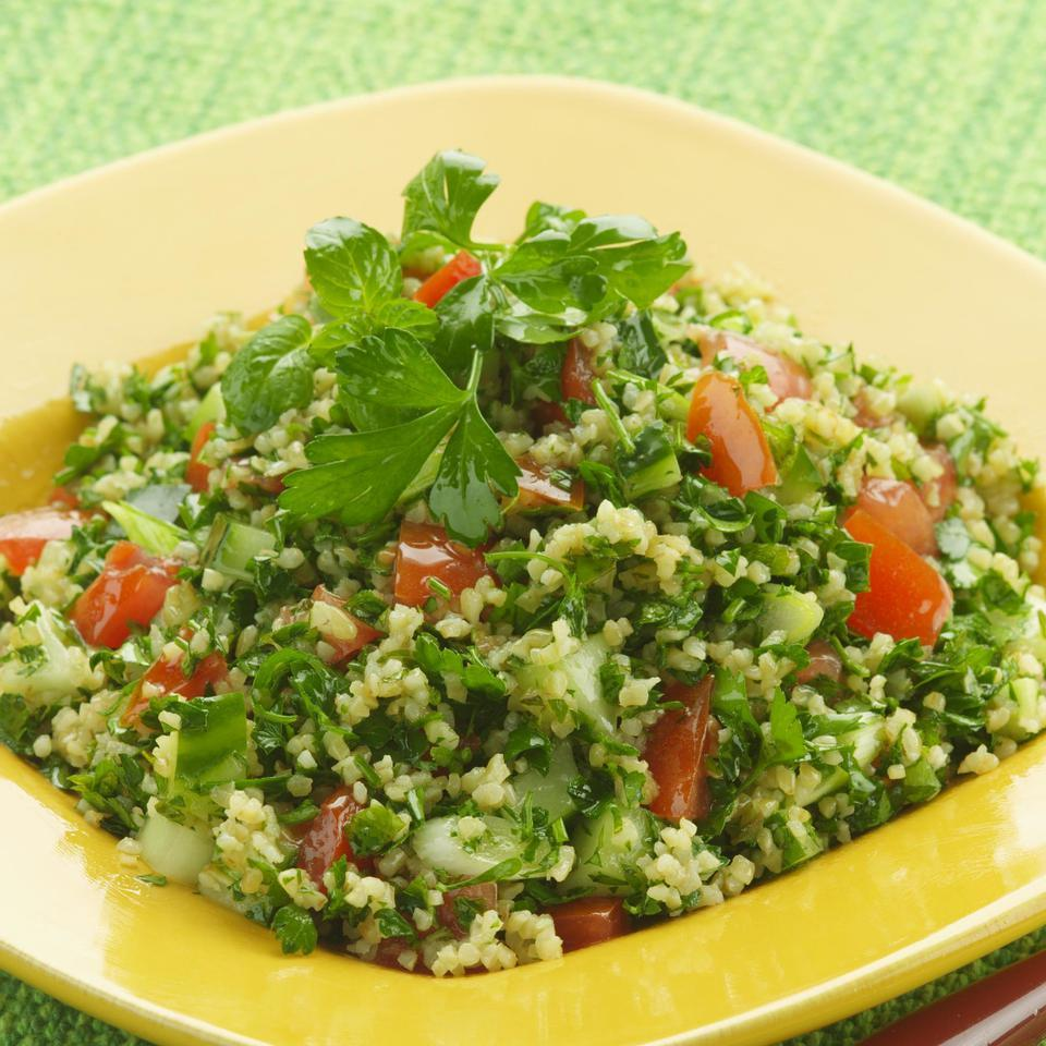 Parsley Tabbouleh Jessie Price