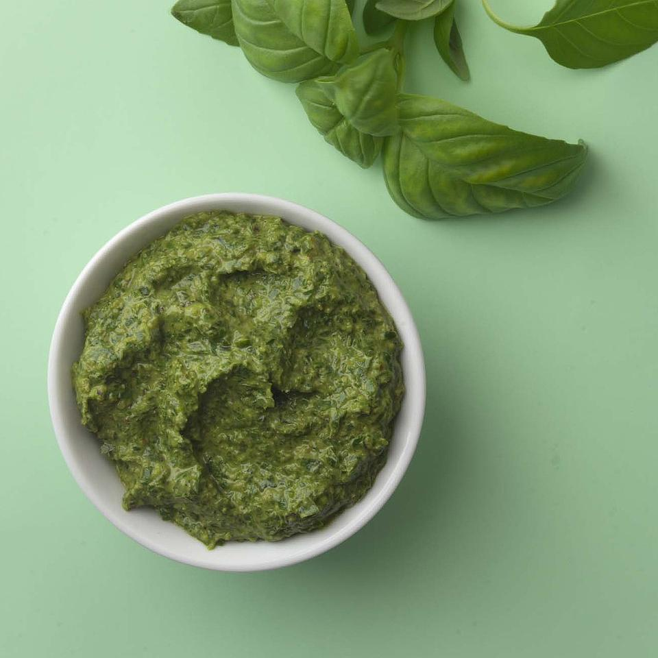 Basic Basil Pesto EatingWell Test Kitchen