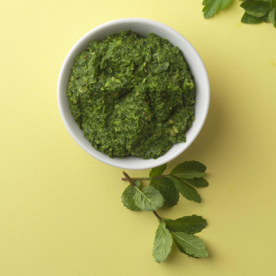Mint Pesto EatingWell Test Kitchen