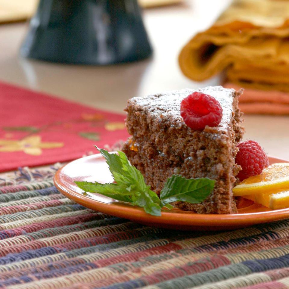 Chocolate Walnut Cake EatingWell Test Kitchen