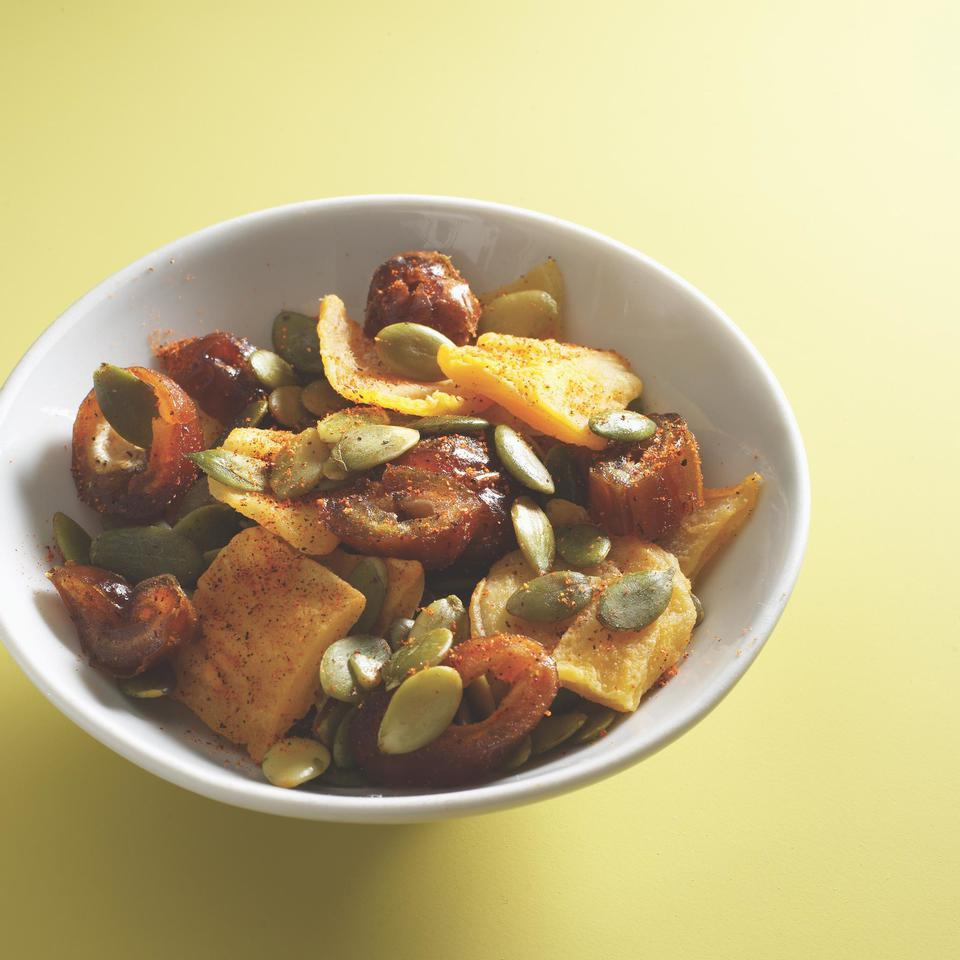 Spicy Energy Mix EatingWell Test Kitchen