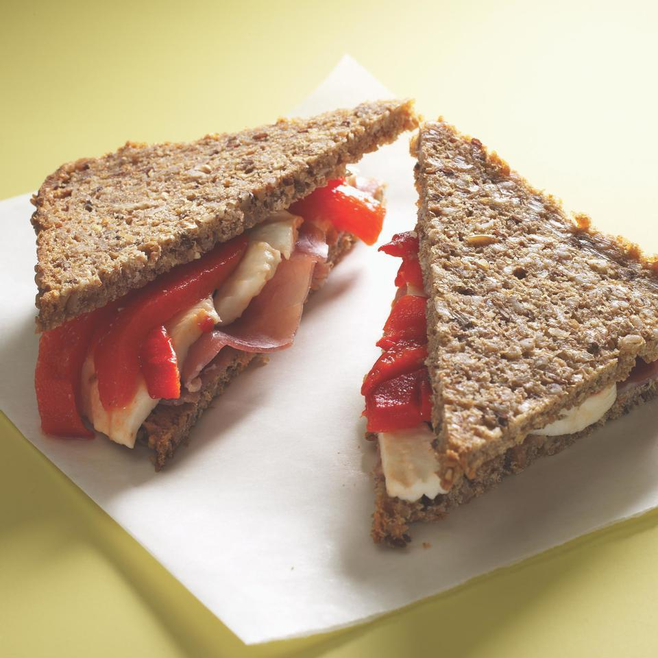 Totable Tea Sandwich EatingWell Test Kitchen