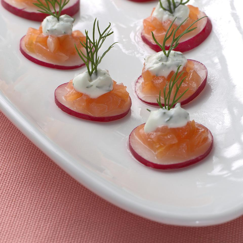 Smoked Salmon Tartare EatingWell Test Kitchen