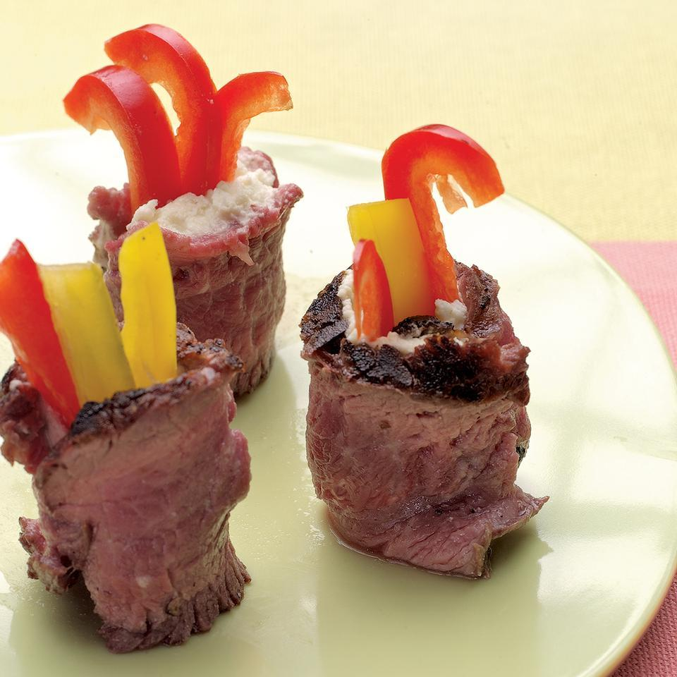3-Ingredient Steak-&-Boursin-Wrapped Bells