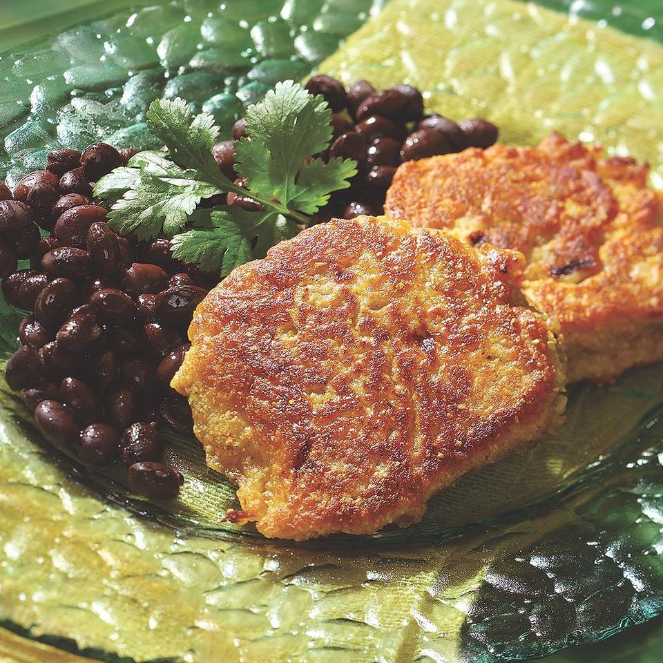 Banana Corn Fritters EatingWell Test Kitchen