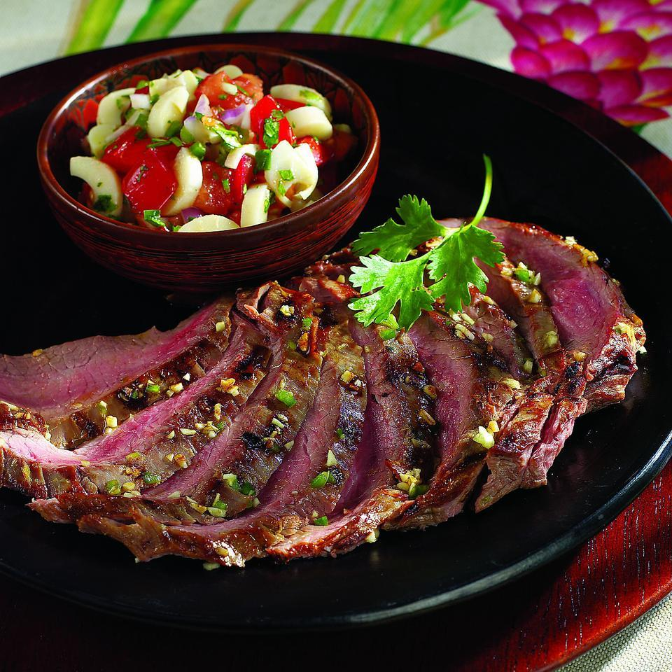 Brazilian Grilled Flank Steak Victoria Abbott Riccardi