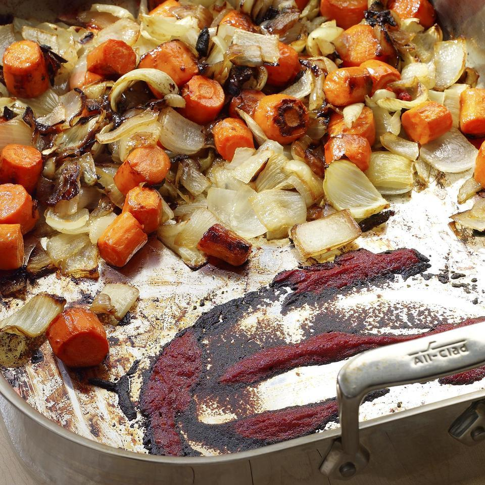 Roasted Vegetable Stock Carolyn Malcoun