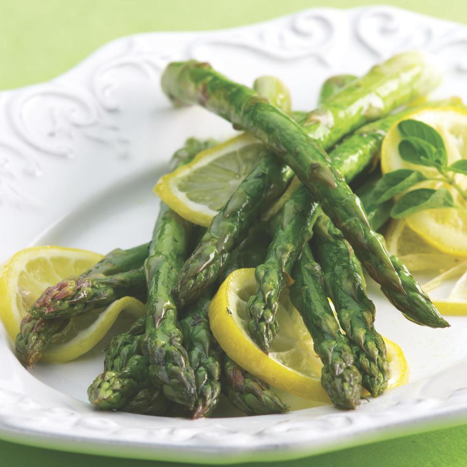 Lemon Lovers' Asparagus EatingWell Test Kitchen