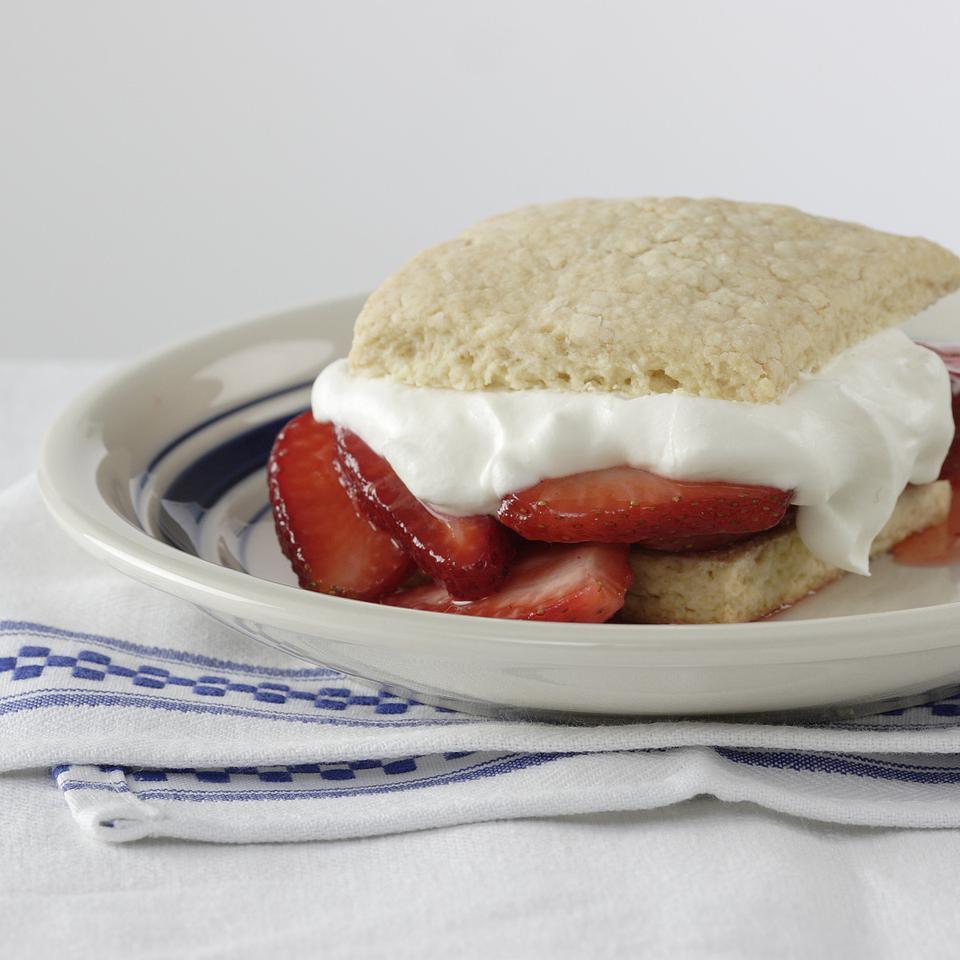 Strawberry Shortcake Katie Webster