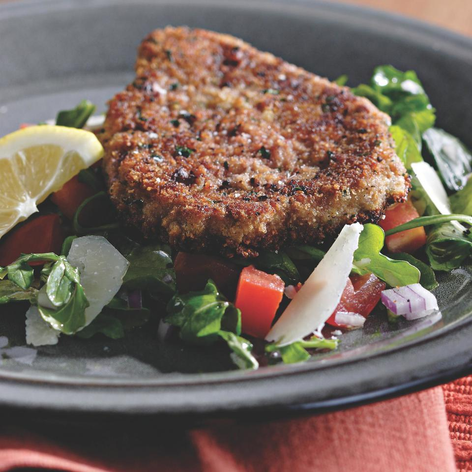 Cube Steak Milanese Jessie Price