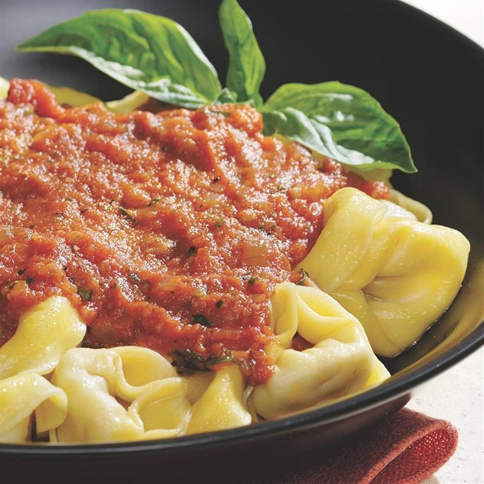 Fresh Tomato Sauce Katie Webster