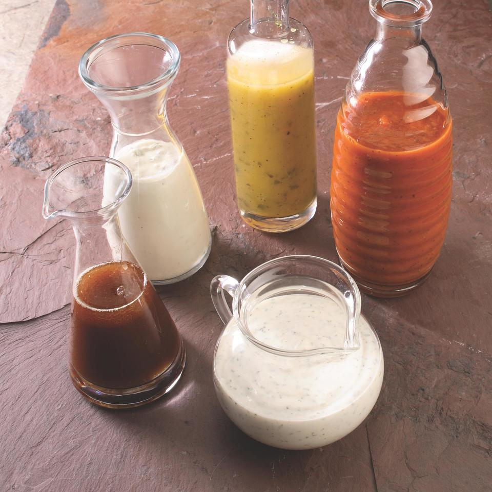 Orange-Oregano Dressing EatingWell Test Kitchen