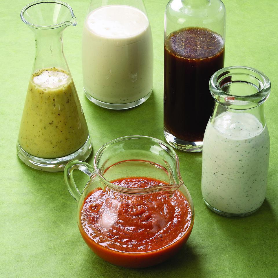 Sesame Tamari Vinaigrette EatingWell Test Kitchen