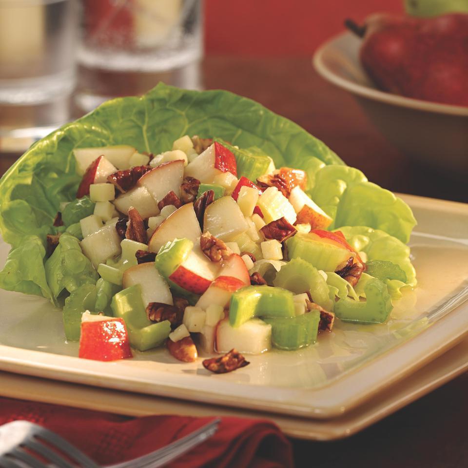 Crunchy Pear & Celery Salad Marie Simmons