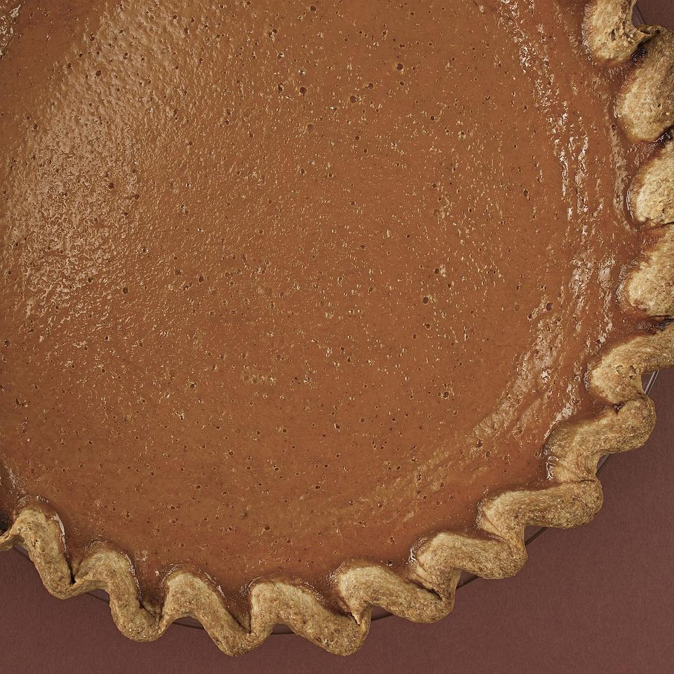 EatingWell's Pumpkin Pie Crust EatingWell Test Kitchen
