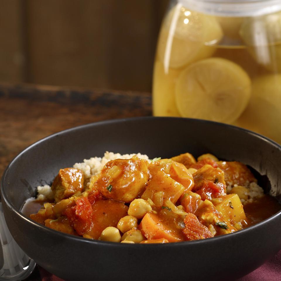 Moroccan-Flavored Pork Ragu