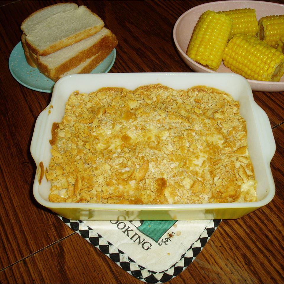 Chicken Crunch Casserole glenda