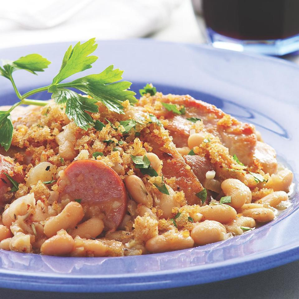 Chicken Cassoulet EatingWell Test Kitchen